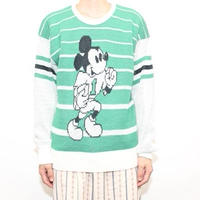 Mickey Mouse Sweater By CLIFF ENGLE