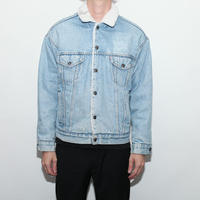 Vintage Levis Boa Jacket