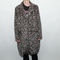 Animal Pattern Long Coat