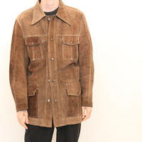Levis Big E Reversible Leather Jacket