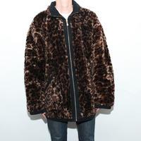 Suede×Fake Fur Reversible Jacket