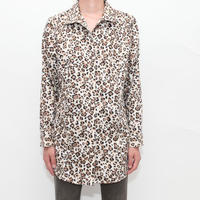Leopard Pattern L/S Shirt