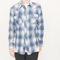 Vintage Wool Western  Shirt