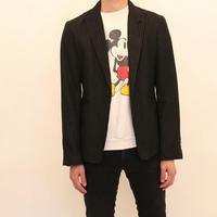 Stripe Skinny Tailored Jacket