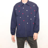 Star Embroidery  Jacket