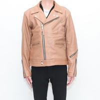 Vintage Euro Riders Leather Jacket