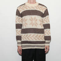 Nordic Border Sweater