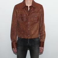 Ralph Lauren Sport Suede Jacket