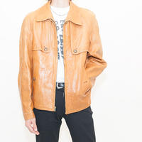 Vintage Euro Leather Jacket