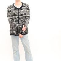 Shetland Wool Cardigan