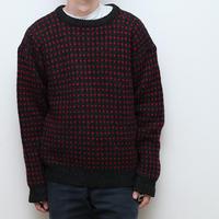 ヴィンテージ ウールリッチ セーター Vintage Wool rich Sweater
