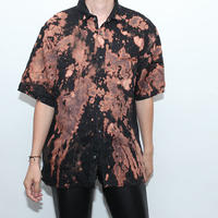 Hard Bleach Black S/S Shirt