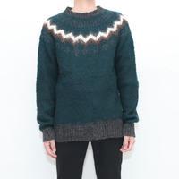 Vintage Nordic Wool Sweater