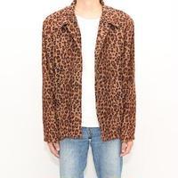 Leopard Pattern Jacket