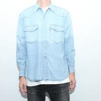 Denim Western L/S Shirt