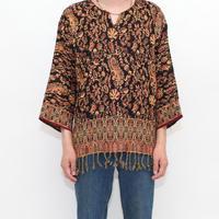 Fringe Tunic Shirt