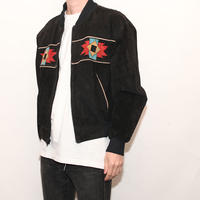 Native Leather Jacket