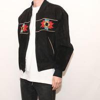 Native Leather Jacket