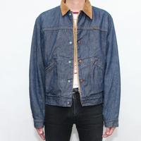 70's Wrangler Denim Boa Jacket