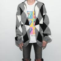 Design Wool Cardigan