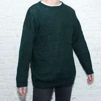 Pocket Knit Sweater