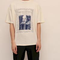 William Shakespeare Print T-Shirt