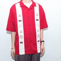 50s Like Rayon S/S Shirt