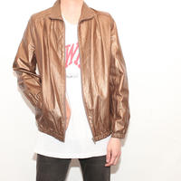 Shiny Leather Jacket