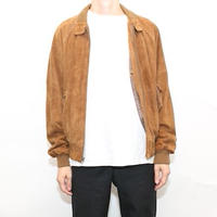G-9 Type Nuback Leather Jacket