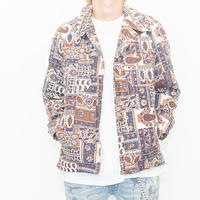 Paisley Engineer Jacket