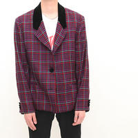 Vintage Checker Jacket