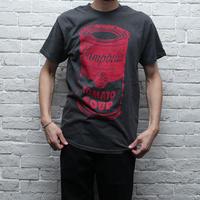 アンディーウォーホル キャンベルスープ缶 Tシャツ Andy Warhol T-Shirt