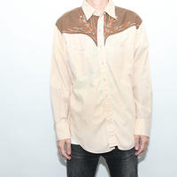 Embroidery Western L/S Shirt