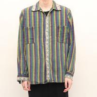 Ethnic Boader L/S Shirt