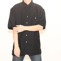 Black Rayon S/S Shirt