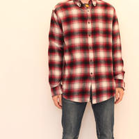 Ombre Check Flannel L/S Shirt