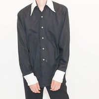 Collar Separated L/S Shirt