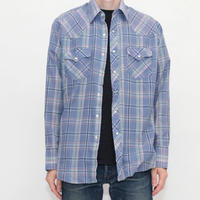 Western  Checker  Shirt