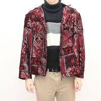 Vintage Paisley Jacket