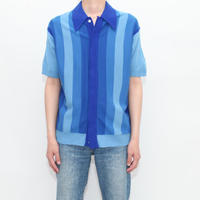 Vintage Knit S/S  Shirt