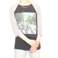 Beatles Raglan Sleeves T-Shirt