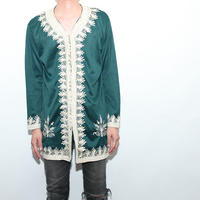 Embroidery Tunic Shirt