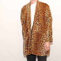 Leopard Pattern Jacket