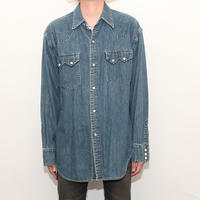 Levi's Denim Western L/S Shirt