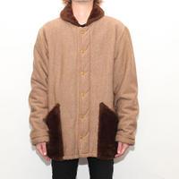Fake Fur Lining Jacket
