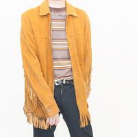 60s Nubak Leather Jacket
