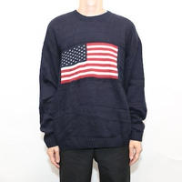 The Stars and Stripes Knit Sweater