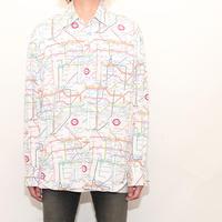 London Tube Map Shirt