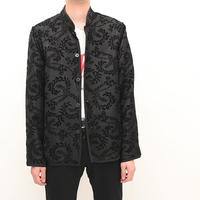 Embroidery Reversible Jacket