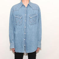 Wrangler Denim L/S Shirt